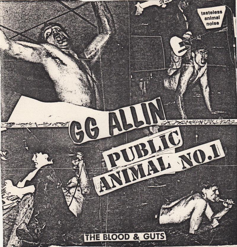 GG Allin No Rules